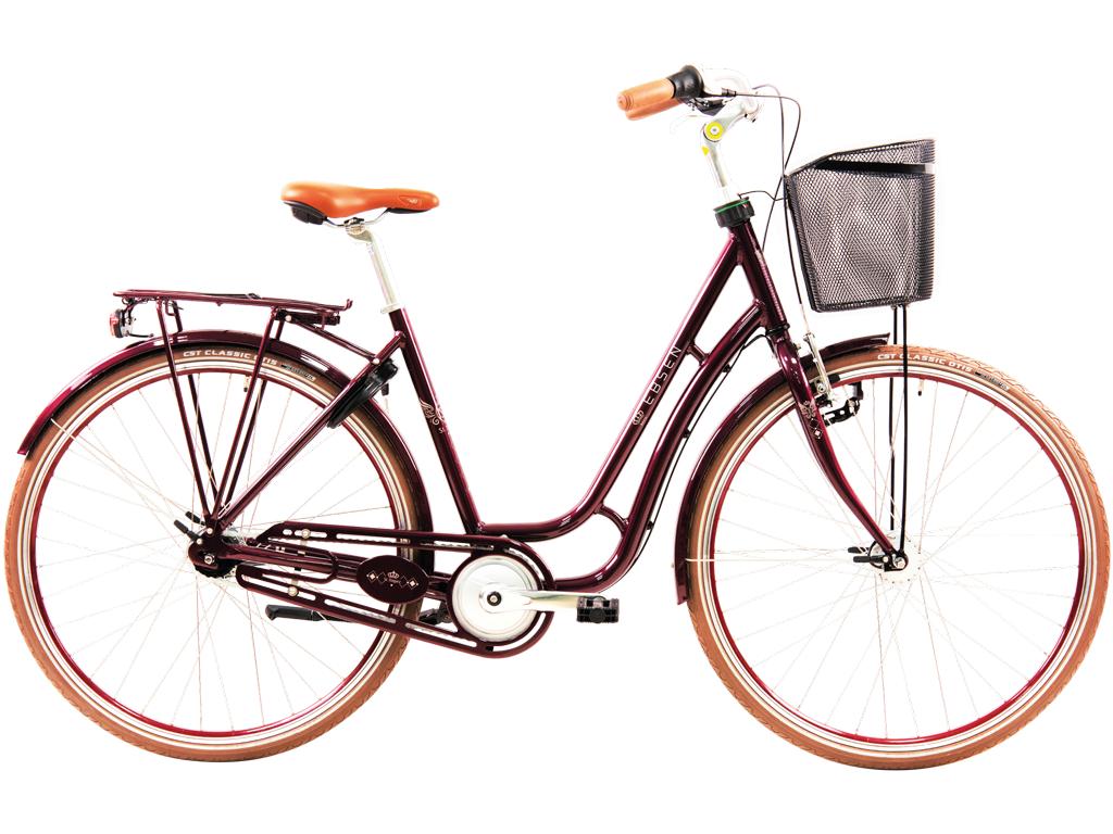 2b5bd26850c EBSEN St. Tropez 7S 2019 - Cykelfavoritten | Køb cykler online ...